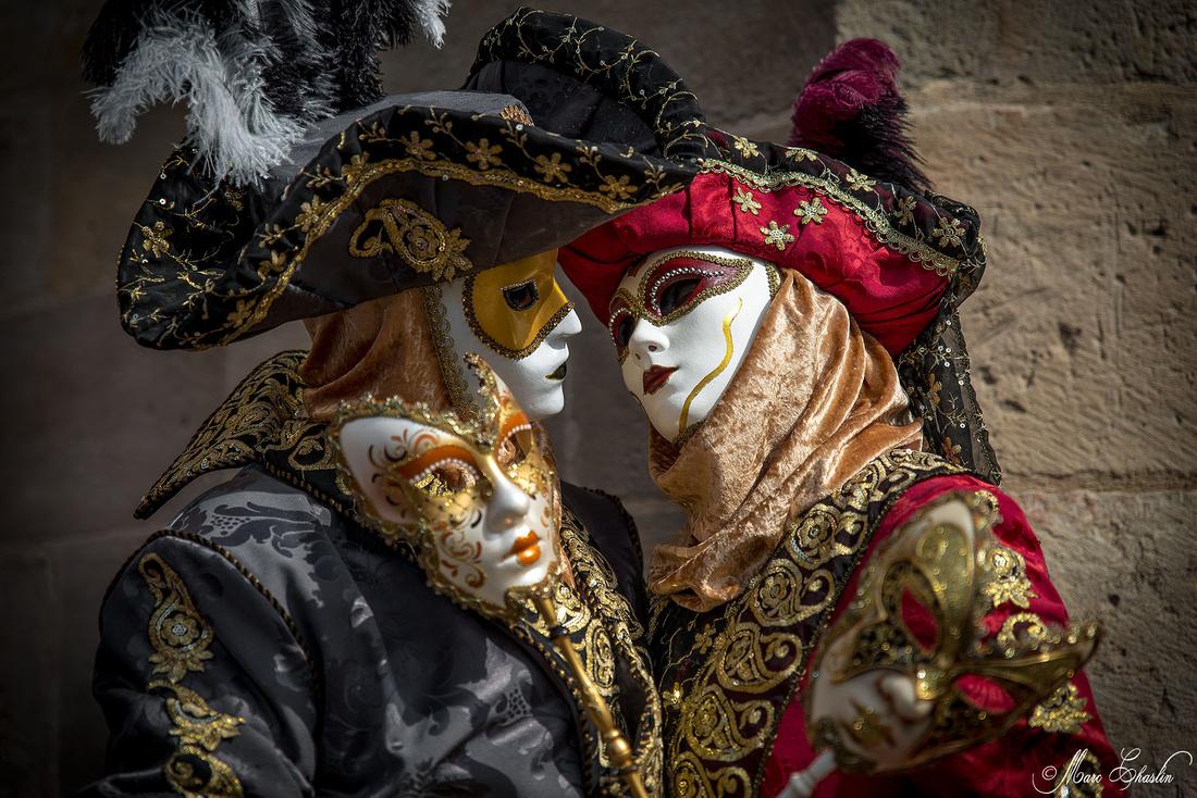 Carnaval vénitien Remiremont 2015