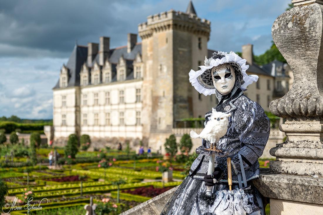 Carnaval vénitien Chateau de Villandry 2014 venise