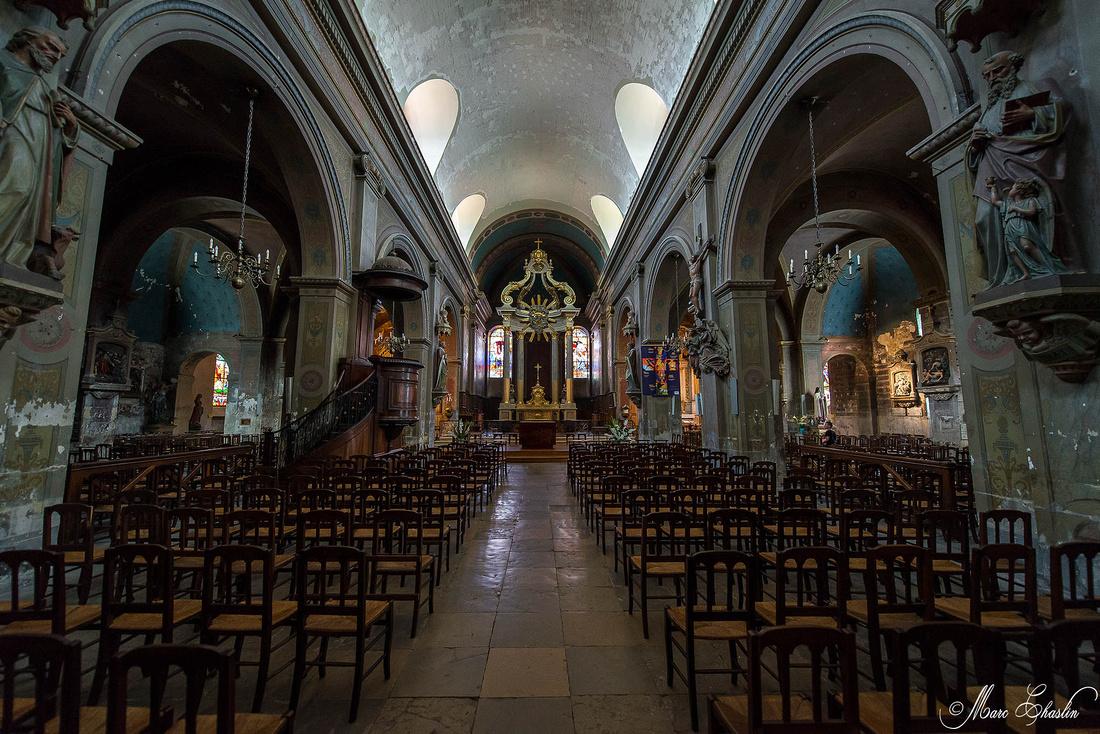Édifices religieux (Charente/Charente maritime)