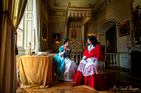 Week end XVII siècle à la mode de Madame de Maintenon (2017)