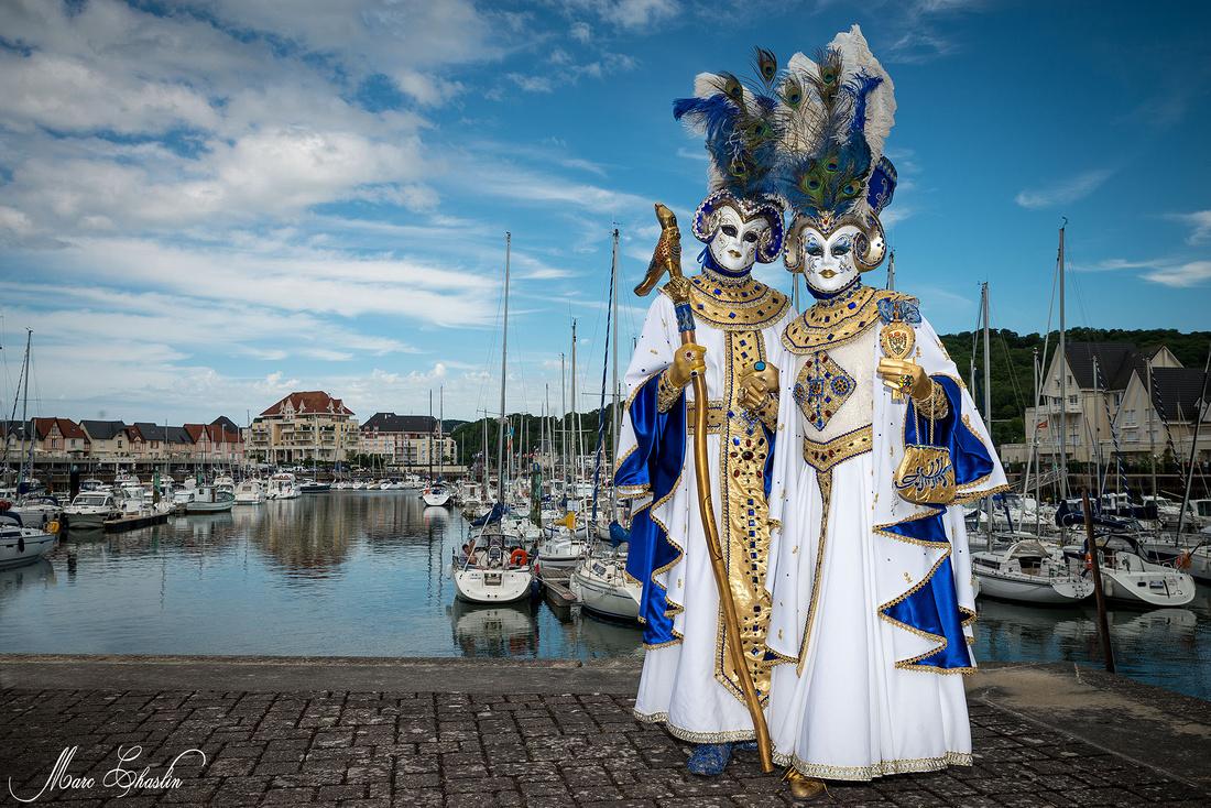 Les Mascarades ''Dives sur Mer'' 2014