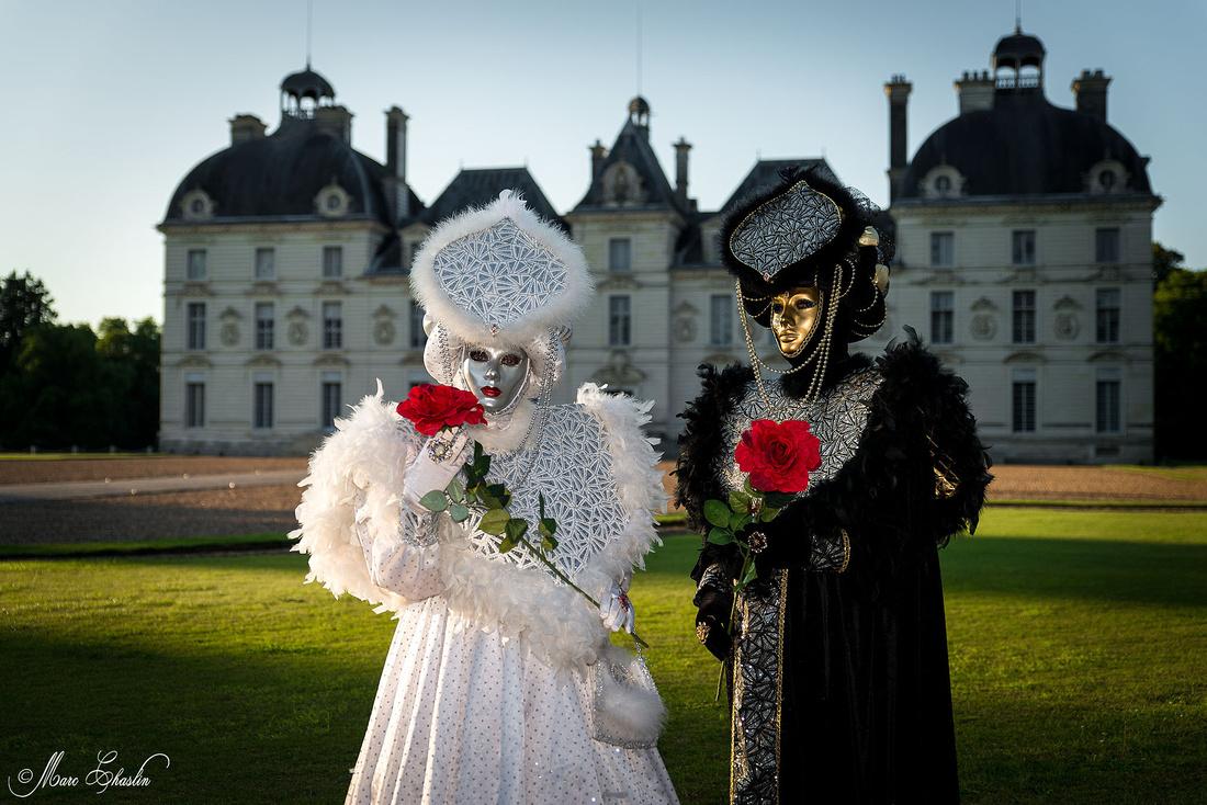 Carnaval vénitien au Chateau de Cheverny