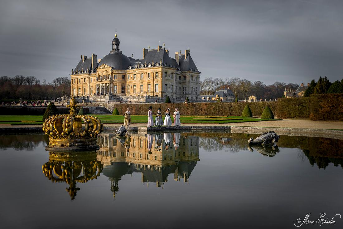 Noel Grand Siècle Vaux le Vicomte
