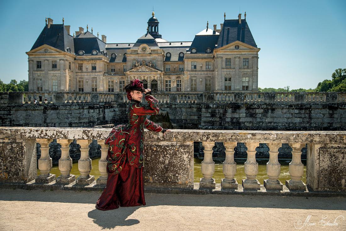 Shooting Vaux le Vicomte