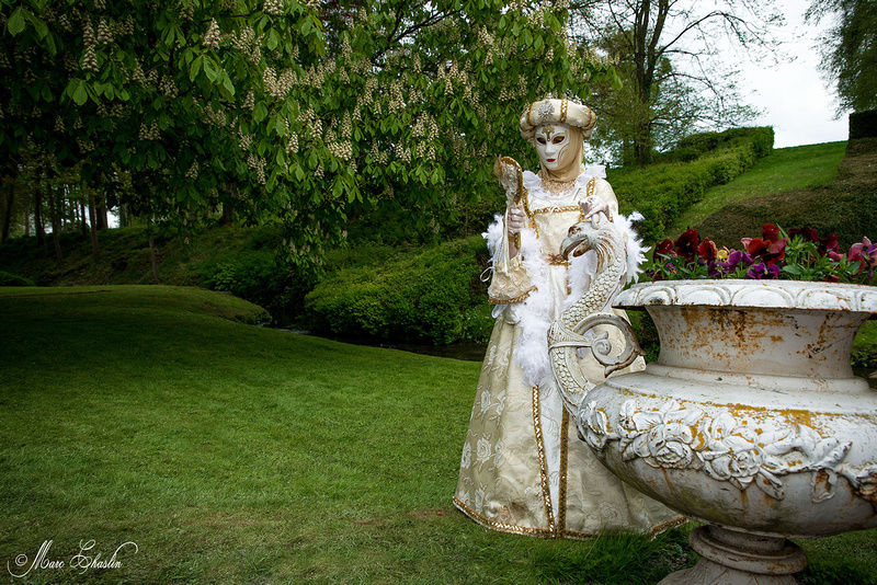 Marc chaslin photographie carnaval v nitien aux jardins for Jardin annevoie venise 2015